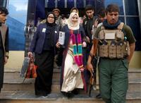 銃撃戦で州警察長官が死亡 アフガニスタン 居合わせた米軍司令官は無事