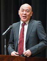 「大正、偉大な世代」百田尚樹氏が講演 「正論」シネマサロン
