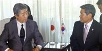 岩屋毅氏、日韓防衛相会談で旭日旗自粛に「極めて残念」 韓国は反発