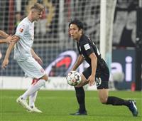 長谷部誠はフル出場、宇佐美貴史は出場せず サッカー・ドイツ1部