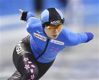女子1000は高木美帆、男子1000は小田が優勝 スピード・ジャパンカップ