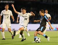 首位の川崎逆転勝ちで4差に 2位広島は3連敗 J1