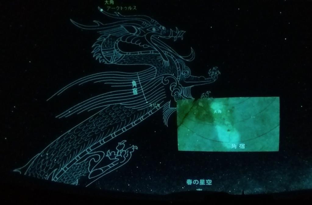 キトラ古墳壁画の天文図 プラネタリウムで紹介 奈良・明日香村…