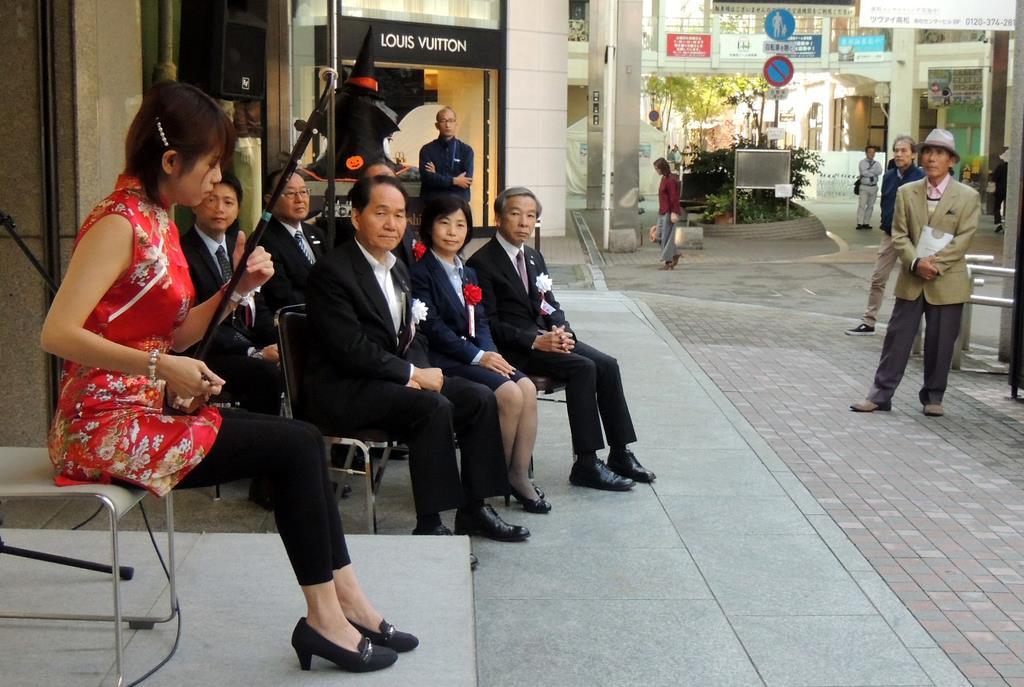 高松-台北線就航5周年、便数は3倍増に