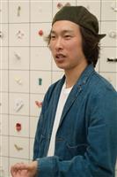 折られた箸袋は「日本流チップ」 収集家の辰巳雄基さんがユニーク本出版