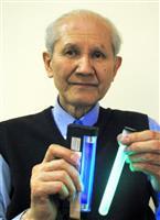 下村脩氏が死去 08年ノーベル化学賞受賞 蛍光タンパク質を発見