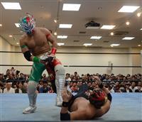 「布施プロレス」で地域活性化 盛り上がり想像以上 観客400人熱い声援 大阪