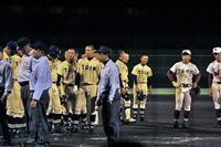 秋季関東高校野球 常総、逆転サヨナラ負け 茨城