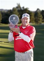 オースティンが通算4勝目 米シニアゴルフ