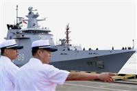 中国とASEANが初の海洋演習 米国の影響力排除狙う