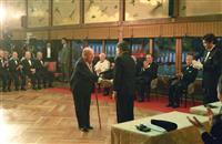 世界文化賞30年 高階秀爾さん、安藤忠雄さんら選考委員が意義語る