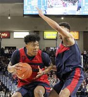 八村塁のゴンザガ大は3位 全米大学バスケランク