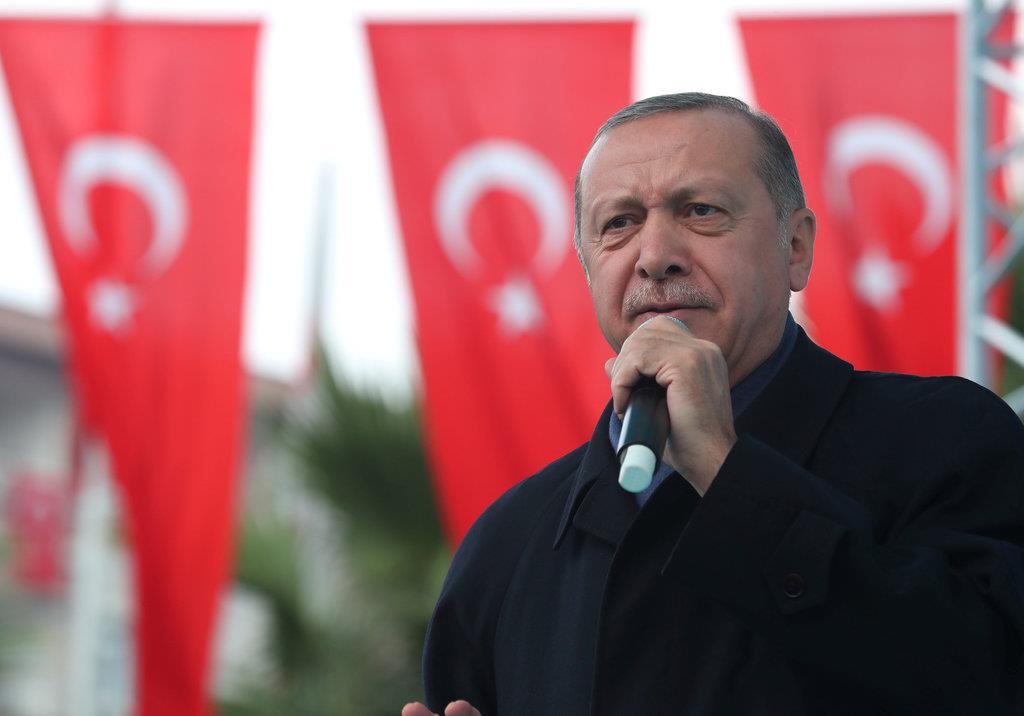 トルコ大統領、サウジ記者死亡の...
