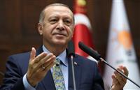 トルコ大統領、サウジ記者「凶悪な計画殺人だった」