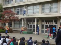【防災、今のうちに】「町の役に立ちたい」 東京・瑞穂第三小で総合学習