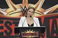 プロレス団体WWEのサウジ公演「中止を」 米上院議員ら