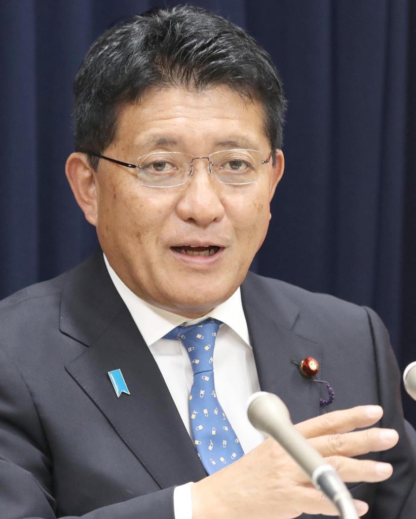 新閣僚に聞く】平井卓也科学技術...