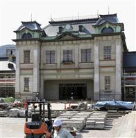 大正の門司港駅、華麗に 駅舎復元、観光拠点に