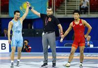 リオ銀の太田はメダルなし 世界レスリング