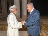 オマーン訪問に不快感 イランがイスラエル批判
