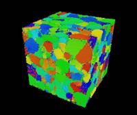 【万象】粒の成長が強度の鍵 画像化で探る