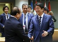 【安倍政権考】安倍晋三首相 欧州歴訪でみせた対北包囲網づくりの手腕