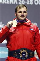 最重量級はセメノフ初V 日本はメダル10個 世界レス
