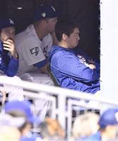 ドジャースはまたも届かず 前田健太「すごく悔しい」