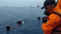 「邦人被害の情報なし」インドネシアLCC機墜落 野上浩太郎官房副長官