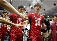 【オリンピズム 道 東京へ】バレー界の若きエース・石川祐希(1)「海渡り成長」イタリア…