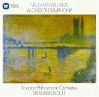 【聴きたい!】クラシック名盤 ボーン・ウィリアムズ:「ロンドン交響曲」