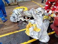 「生存者いないもようだ」 インドネシアLCC機墜落で当局