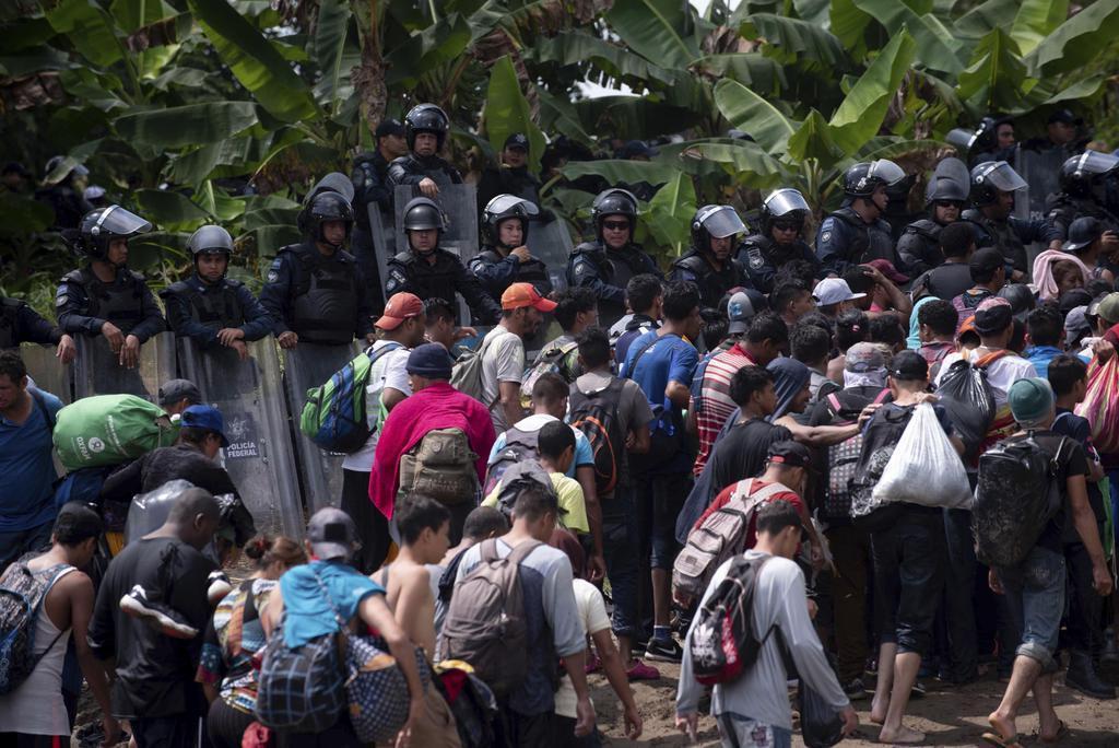 Q&A】中米からの大規模移民なぜ...