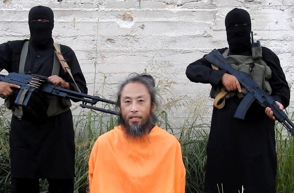 ウマルはイスラム名」拘束中に改...