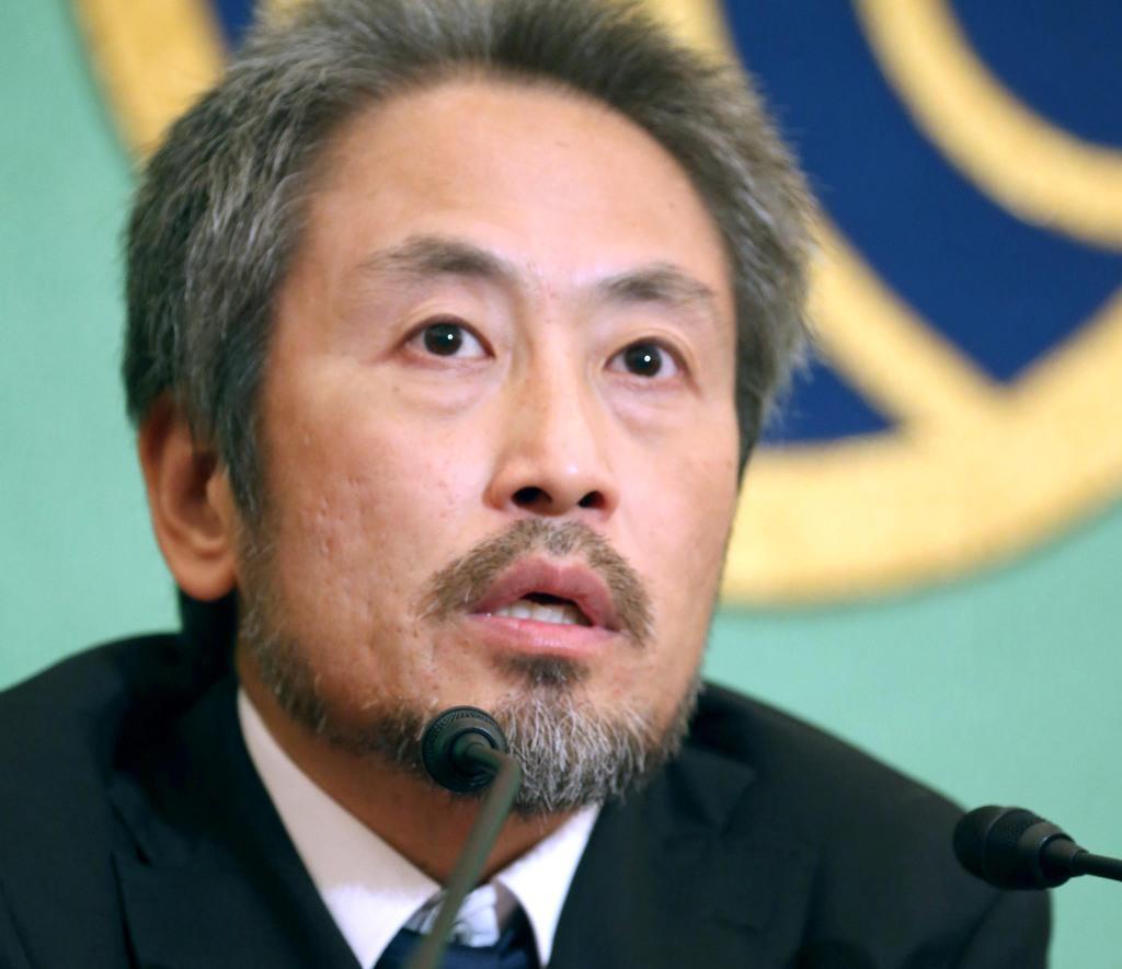 安田純平さん会見詳報(12完)「いつかは帰れる…あきらめたら試合終了」