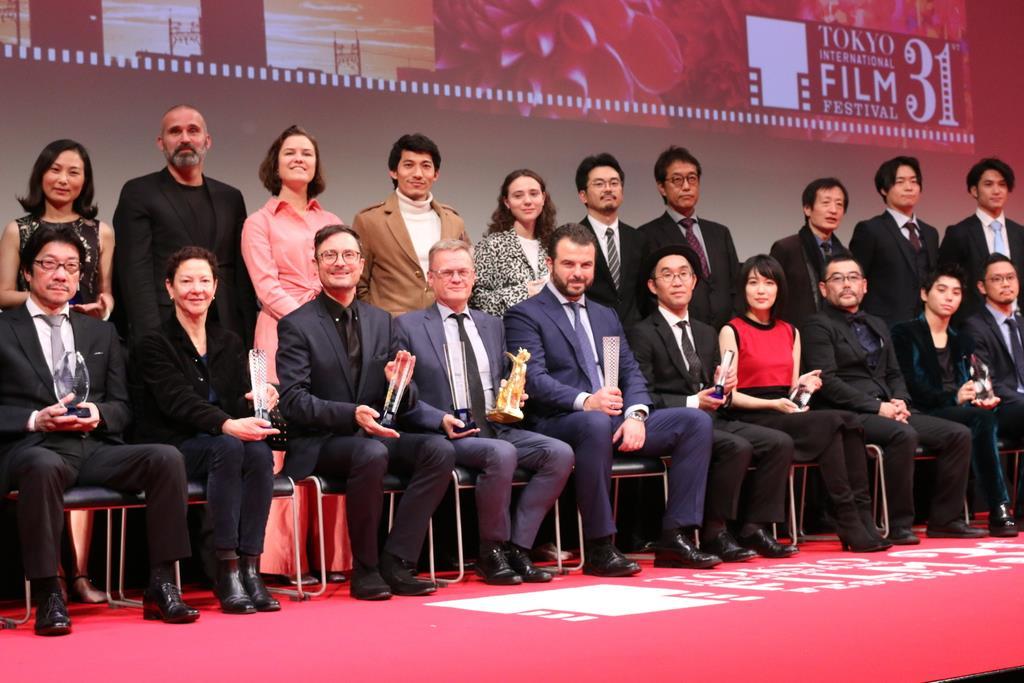 東京国際映画祭、コンペ最高賞はフランスの「アマンダ」、脚本賞…