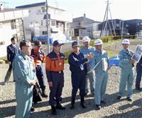 石田総務相が北海道視察 復旧・復興へ財政支援