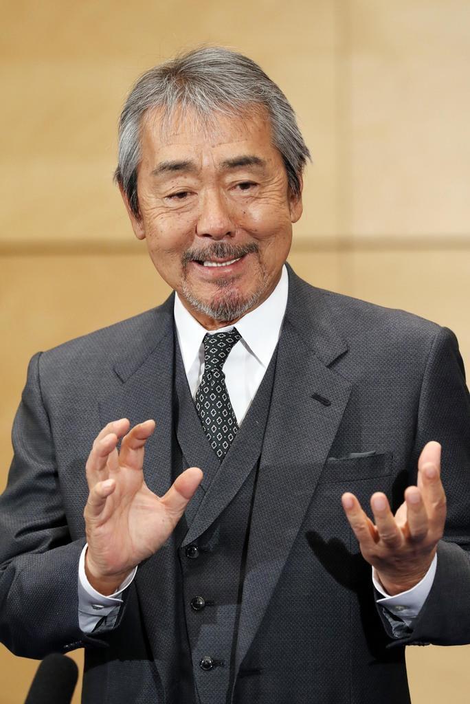 旭日小綬章】寺尾聰(てらお・あきら)さん(71) 歌手・俳優 ...