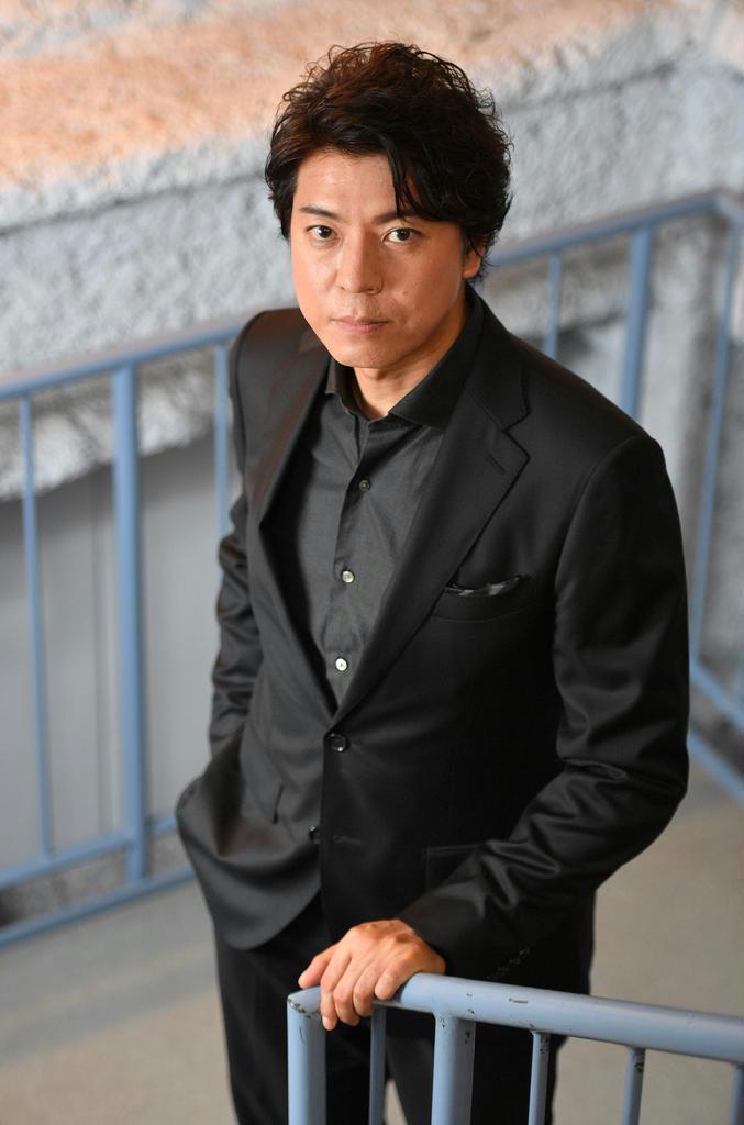 スペクタクル時代劇「魔界転生」 柳生十兵衛役・上川隆也 英雄…