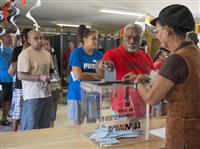 仏からの独立を否決 南太平洋・ニューカレドニアで住民投票