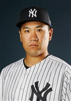 田中将は受賞ならず 米大リーグ・ゴールドグラブ賞