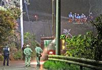 千葉県市原市で土砂崩れ 道路が長さ約40メートルに渡り高さ4~5メートルの土砂で埋まる