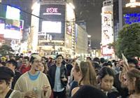"""【東京特派員】湯浅博 ハロウィーンの""""迷宮空間"""""""