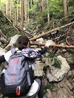 台風被害が紅葉狩りに影響 関西各地で通行止め、関係者は悲鳴