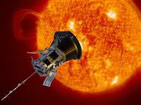 太陽接近記録を塗り替え 米探査機、2400万キロ