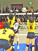 【春高バレー 岩手大会】男子、一関修紅が2年ぶりV 女子、盛岡誠桜5連覇