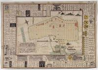 堺の鉄道130年 堺市立中央図書館で往時をしのぶ幻の路線図など30点展示