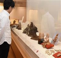 祈り込められた人形紹介 生駒ふるさとミュージアムで特別展