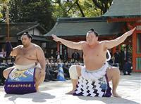 白鵬、九州場所への出場は厳しい状況