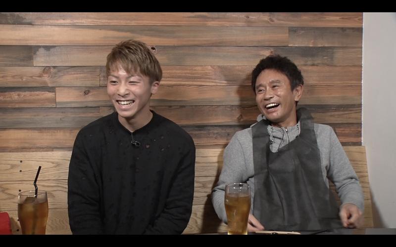 浜ちゃんが井上尚弥に高級焼き肉でお祝い「ジャンクSPORTS…